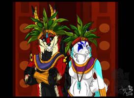 El Dorado? lol .:commision:. by PinkScooby54