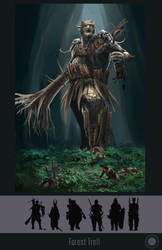 Thebes troll by Liammacd