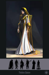 Thebes Queen by Liammacd