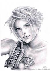 Vaan -  Final Fantasy XII by samui153