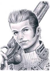 Balthier - Final Fantasy XII by samui153