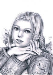 Penelo - Final Fantasy XII by samui153