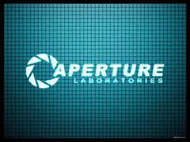 Aperture Science Logo by dj-corny
