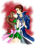 Jupiter and RedRanger by Emilia89