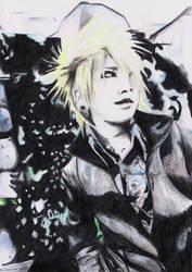 Ruki - The Gazette 2 by Demonic-Haze