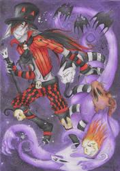 :.Request Ripfangdragon.: by Demonic-Haze
