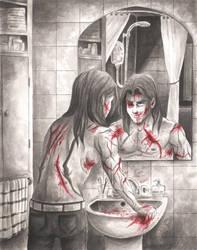 Mirror by Demonic-Haze