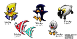 Rare Small Animals (Sonic CD) by Reallyfaster