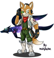 Fox McCloud by Reallyfaster