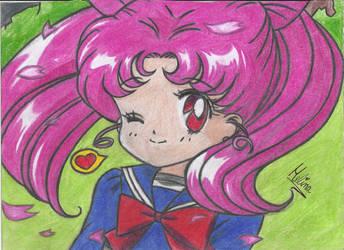 Sailor Moon - Chibiusa by MelinaHoshi13