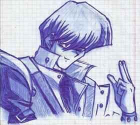 Yu-Gi-Oh! - Seto Kaiba by MelinaHoshi13