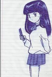 Takahashi Rumiko by MelinaHoshi13