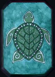 Turtle by ladyfireoak