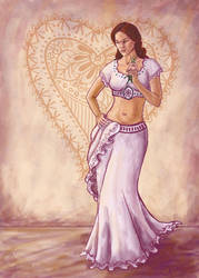The Bride Remake by ladyfireoak