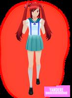 Witness-chan by KawaiiSugarRose