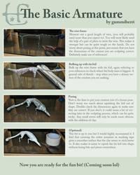 Basic Armature Tutorial by ApostacyArt