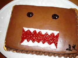 Domo cake by Desert-Flower