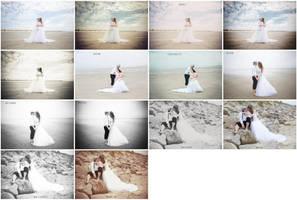 Weddingstyler Vol.2 for Lightroom 4 - 5 by Nellkas-art
