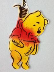 Winnie the pooh stencil by cris32