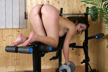 Gym time by DaveHammond