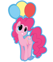 MLP: Pinkie Pie by DinKelion