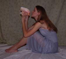 She Sells Seashells 2 by intergalacticstock