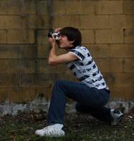 The Photographer 2 by intergalacticstock