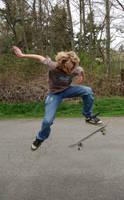 Skateboardin' 6 by intergalacticstock
