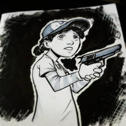Clem by hermit-homeboy