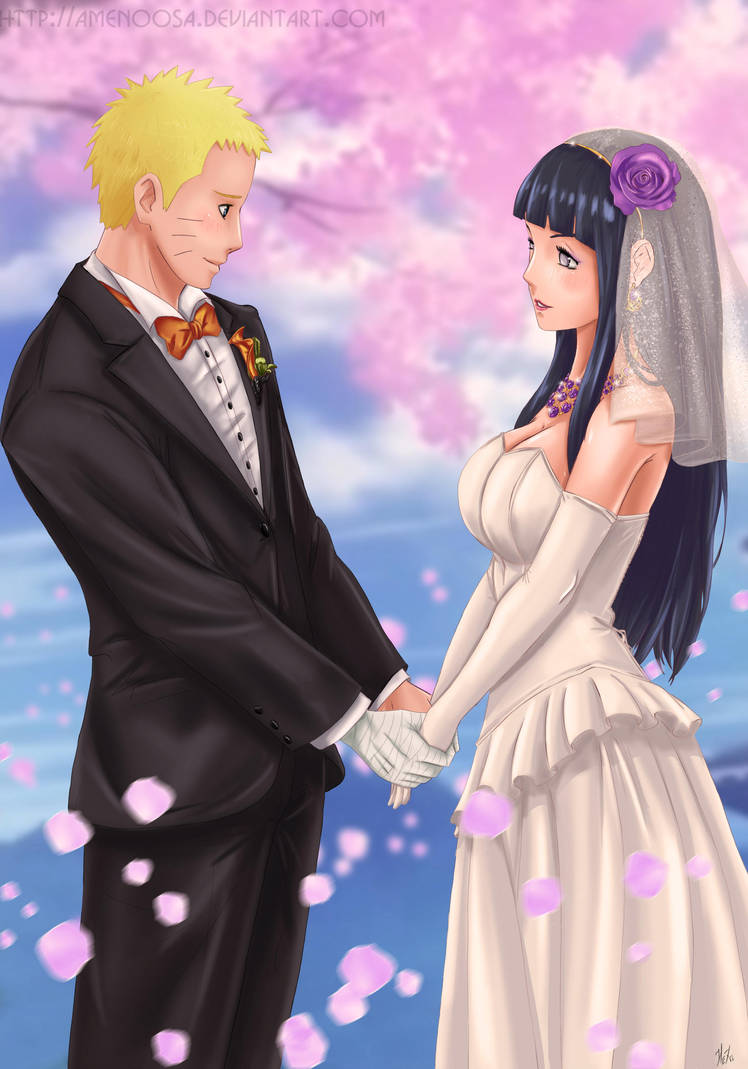 NaruHina - New story by Amenoosa