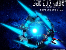 LEGEND SILVER HAWKBURST With  BURST UNIT Ver by Tarrow100