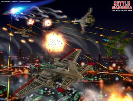 Last Battle Garegga by Tarrow100