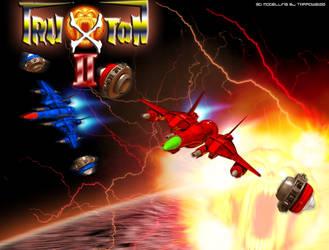 Truxton2 (TATSUJINOH) by Tarrow100