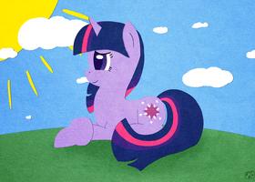 Dat Felt-Twilight by RainbowGambler