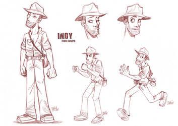 Indy Design by ivancash