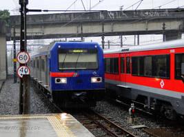 Siemens EMU 3000 Series by Alexandre-ue