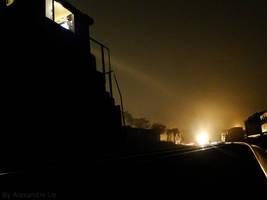 FCA Night Crossing by Alexandre-ue
