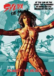 Beauty vs Beasts! Comic 6 Sylva the Savage, ready by SavageSylva