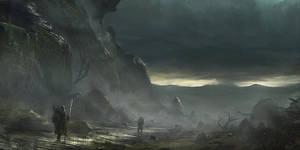 After rain - Journey series by Sergey-Averkin