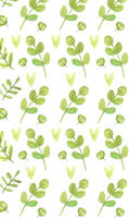 Spring Leafs (custom box background) by LacrimareObscura