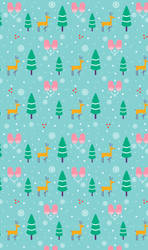 Christmas Fun (free custom box background) by LacrimareObscura
