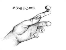 adventure by Hoeg