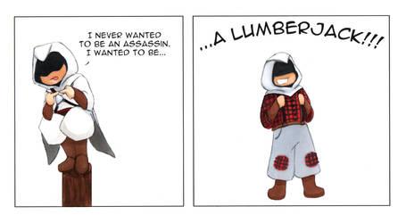 LUMBERJACK by Edhelwen-dm