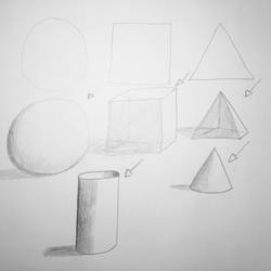 Shapes and Forms Video by GraphiteForest