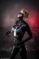 Venom vs Carnage - 5 by GhostXS
