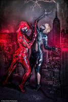 Venom vs Carnage - 1 by GhostXS