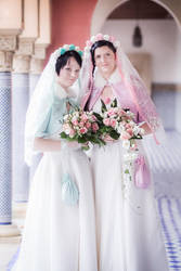 Happily Married since 30th October 2015! by Kato-Yue