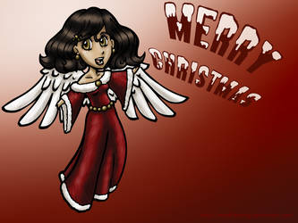 X-Mas Angel 2013 by mindflenzing