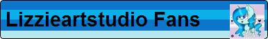 Lizzieartstudio Fan Button by XxSolarMoonclipsexX