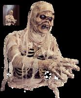 Halloween Mumie Stock by MariaRaute2